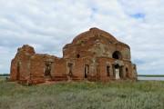 Церковь Трех Святителей - Уртазым - Кваркенский район - Оренбургская область