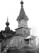 Церковь Серафима Саровского - Логово, урочище - Красногорский район - Республика Удмуртия