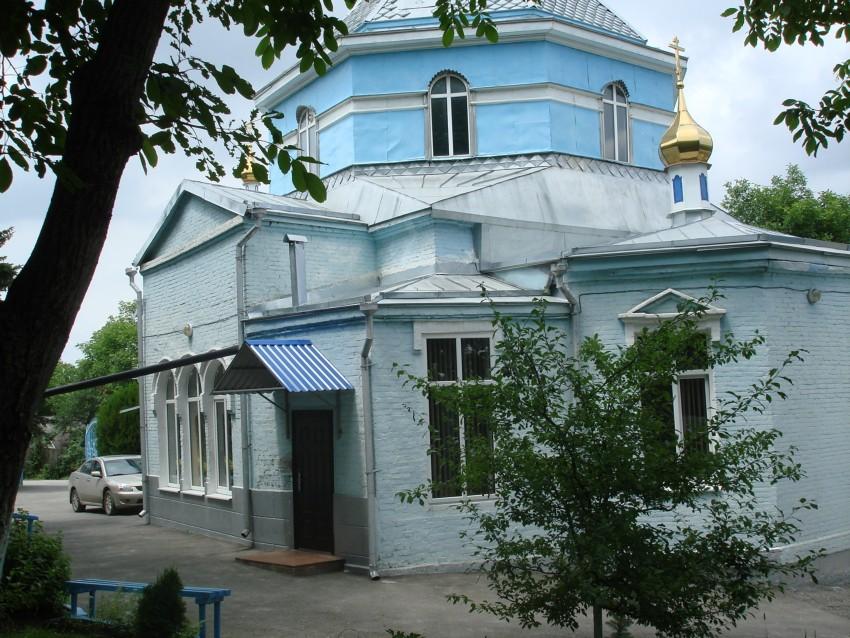 Церковь Покрова Пресвятой Богородицы, Свободы, посёлок