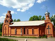 Церковь Николая Чудотворца - Большие Плоты - Ефремов, город - Тульская область
