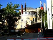 Замоскворечье. Михаила Архангела при Солодовниковской богадельне на Щипке, церковь