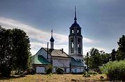 Церковь Спаса Всемилостивого - Васильевское - Ярославский район - Ярославская область