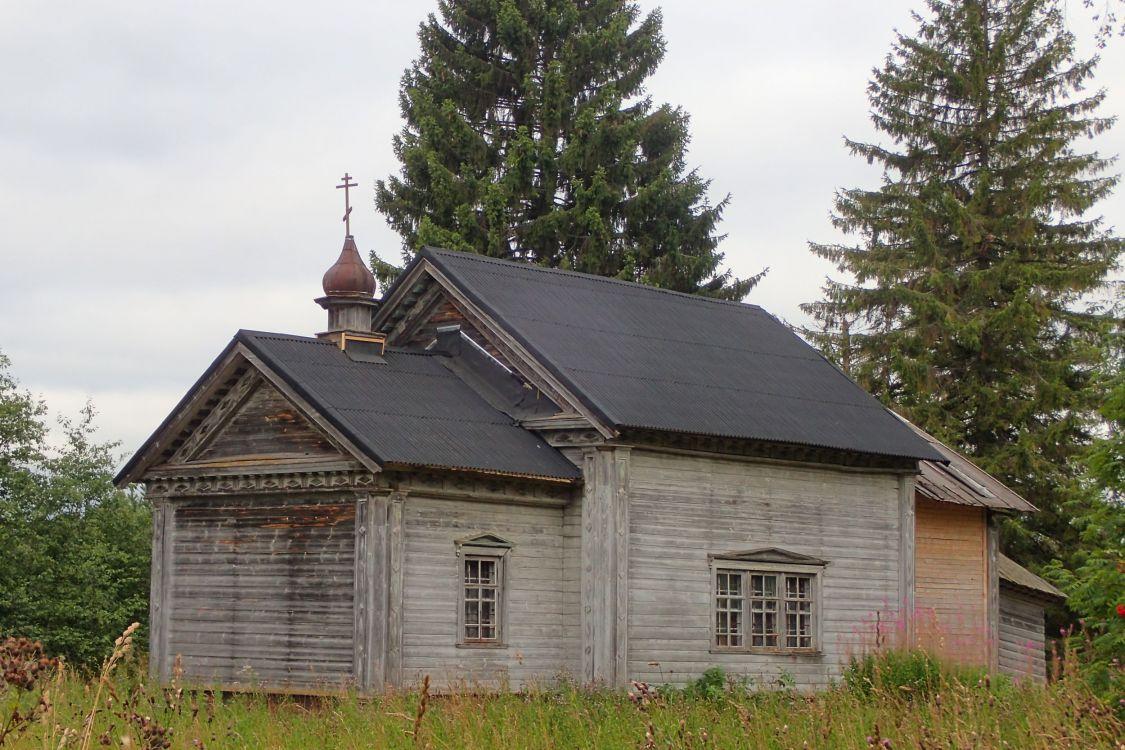 Церковь Казанской иконы Божией Матери, Лёкшмобор