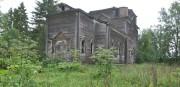 Церковь Николая Чудотворца - Жуковская (Ловзанга) - Каргопольский район - Архангельская область