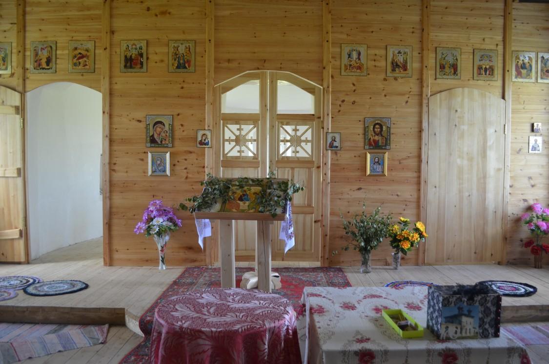 Церковь Николая Чудотворца, Тихманьга