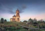 Вороновка. Тихвинской иконы Божией Матери, церковь