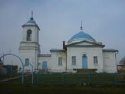 Церковь Спаса Нерукотворного Образа - Ляховка - Майнский район - Ульяновская область
