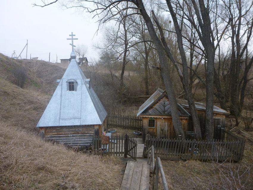 Церковь Спаса Нерукотворного Образа, Ляховка