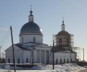 Церковь Николая Чудотворца - Сарминский Майдан - Вознесенский район - Нижегородская область