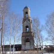 Колокольня церкви Казанской иконы Божией Матери - Суморьево - Вознесенский район - Нижегородская область