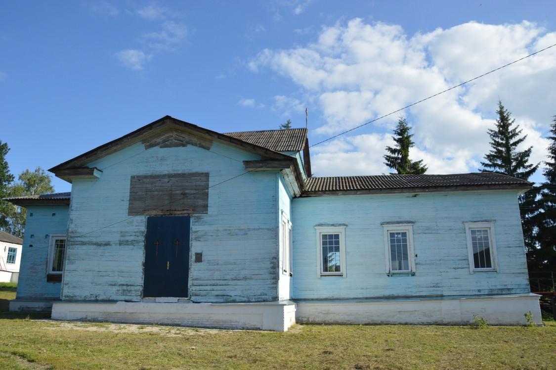 Церковь Иоанна Богослова, Малая Локня