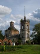 Церковь Воскресения Христова - Лосево - Солигаличский район - Костромская область