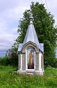 Памятная часовня на месте дома родителей митрополита Ионы - Одноушево - Солигаличский район - Костромская область