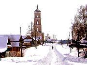 Церковь Рождества Христова - Рождественское - Богородский район - Кировская область