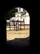 Параскевиевский монастырь - Бурсук (Хынку) - Ниспоренский район - Молдова