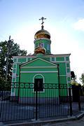 Екатеринбург. Ксении Петербургской на Восточном кладбище, церковь