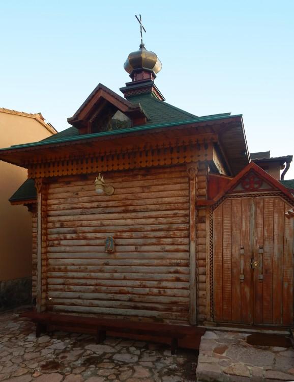 Монастырь Успения Пресвятой Богородицы, Рустово