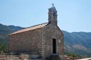 Церковь Саввы Сербского - Свети-Стефан - Черногория - Прочие страны
