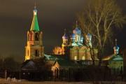 Каменск-Уральский. Покрова Пресвятой Богородицы в Волкове, церковь
