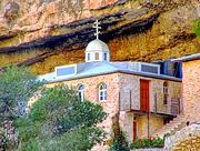 Иудейская пустыня, Вади Кельт (Нахаль Прат). Николая Чудотворца, церковь