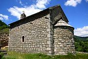 Церковь Успения Пресвятой Богородицы - Ровачко Требальево (Rovaćko Trebaljevo) - Черногория - Прочие страны