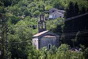 Неизвестная церковь - Комрано (Komrano) - Черногория - Прочие страны