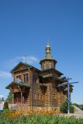 Арчединская. Успения Пресвятой Богородицы (новая), церковь