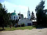 Церковь Сергия Радонежского - Черкассы - Каменский район - Тульская область