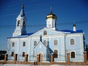 Церковь Покрова Пресвятой Богородицы - Бахаревка - Пермский район - Пермский край