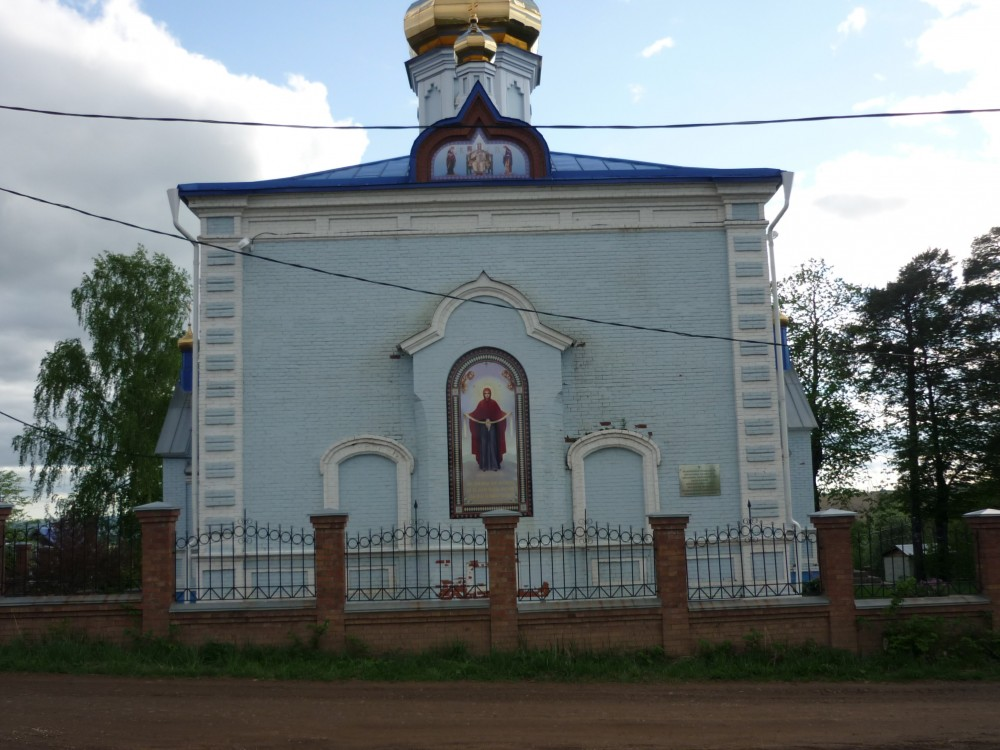 Церковь Покрова Пресвятой Богородицы, Бахаревка