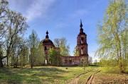 Церковь Рождества Пресвятой Богородицы - Гора Пневиц - Калязинский район - Тверская область