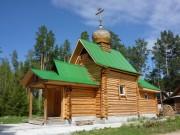 Церковь Георгия Победоносца - Кашино - Сысертский район (Сысертский ГО и Арамильский ГО) - Свердловская область