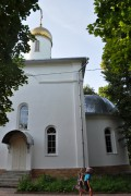 Церковь Иоанна Златоуста - Макаровка - Малоярославецкий район - Калужская область