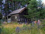 Часовня Иоанна Предтечи - Рубчойла - Пряжинский район - Республика Карелия