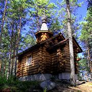 Церковь Рождества Христова - Сяпся - Пряжинский район - Республика Карелия