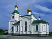 Белокаменный. Николая Чудотворца, церковь