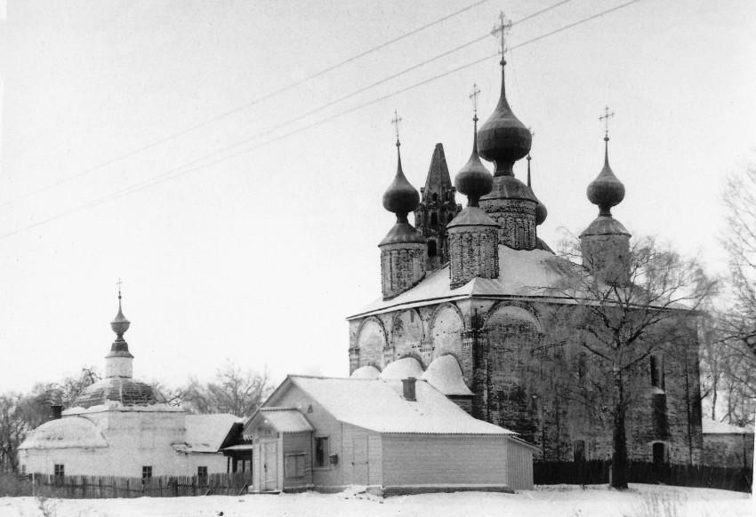 Спасо-Кукоцкий монастырь, Сербилово