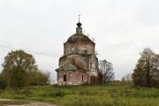 Церковь Димитрия Солунского - Лобцово - Гаврилово-Посадский район - Ивановская область