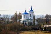 Новая Ольшанка. Рождества Пресвятой Богородицы, церковь