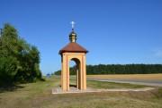 Трасса Р 119 на границе с Липецкой областью. Неизвестная часовня