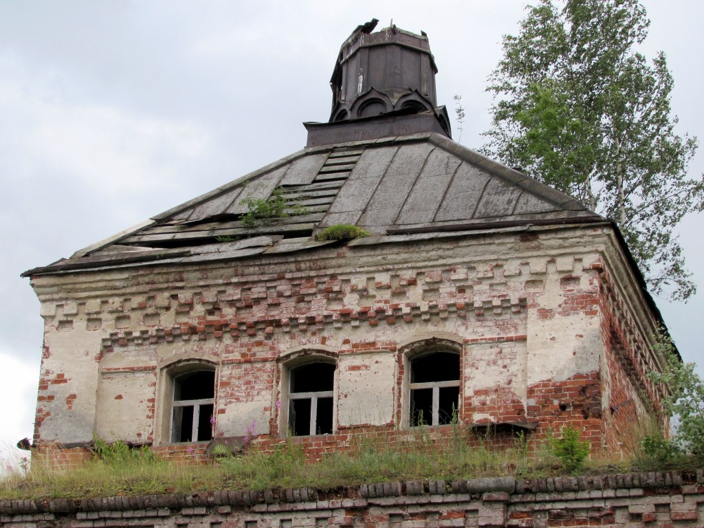 Тверская область, Торжокский район и г. Торжок, Кунганово. Церковь иконы Божией Матери