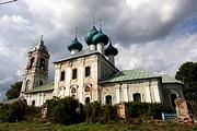 Церковь Воскресения Христова - Черная Заводь - Некрасовский район - Ярославская область