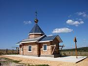 Церковь-часовня Андрея Первозванного - Озеро - Дзержинский район - Калужская область