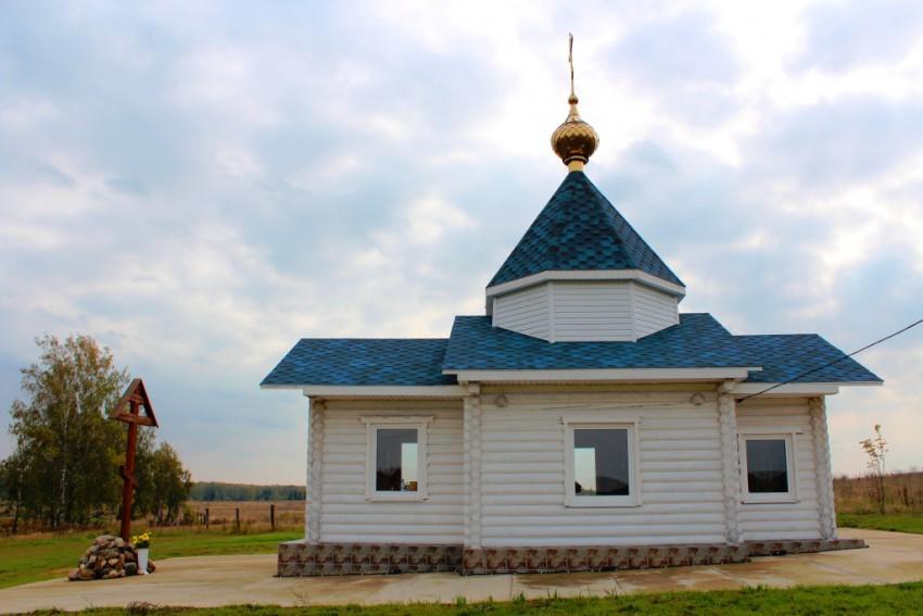 Церковь-часовня Андрея Первозванного, Озеро