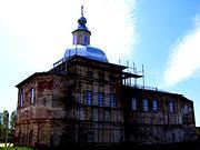 Церковь Успения Пресвятой Богородицы - Успенье - Тотемский район - Вологодская область