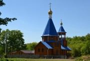 Корсунь. Корсунский Иоанно-Богословский женский монастырь. Церковь Корсунской иконы Божией Матери