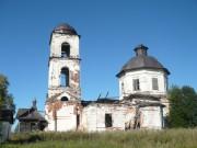 Церковь Николая Чудотворца - Никольское - Кирилловский район - Вологодская область