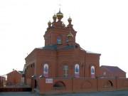 Южноуральск. Спаса Преображения, церковь