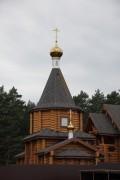 Скит Оптиной Пустыни. Церковь Димитрия Солунского - Сосенка - Козельский район - Калужская область
