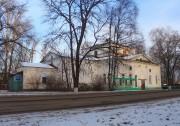 Церковь Богоявления Господня - Кадников - Сокольский район - Вологодская область